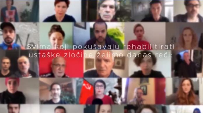 Bh. glumci i režiseri o misi za Bleiburg u Sarajevu: Neće proći ...
